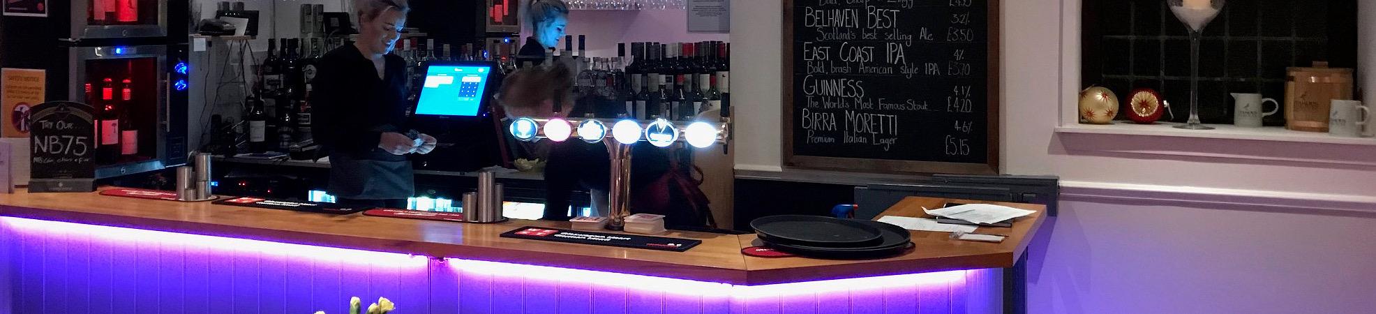 restaurants North Berwick